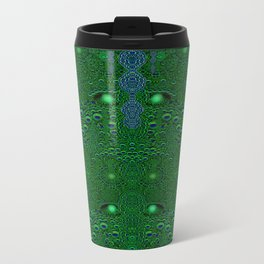 Dragon abstracte skin pattern Travel Mug