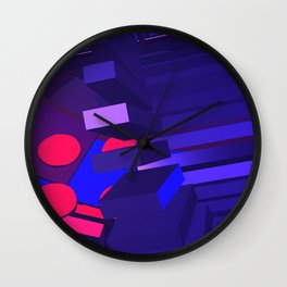 The Noises Of The Evening Wall Clock