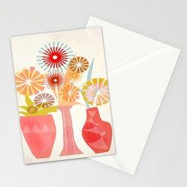 Three Vases Stationery Cards