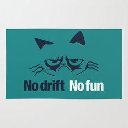 No drift No fun v2 HQvector Rug