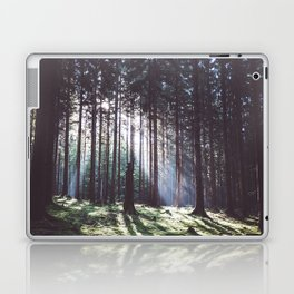 Magic forest - Landscape and Nature Photography Laptop & iPad Skin
