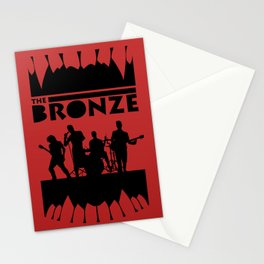 The Bronze Stationery Cards