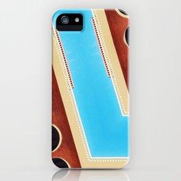 zig zag architecture iPhone Case