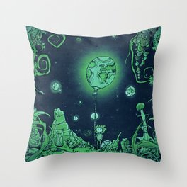 other dreams Throw Pillow