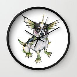 Ledge from the Black Lagoon Wall Clock
