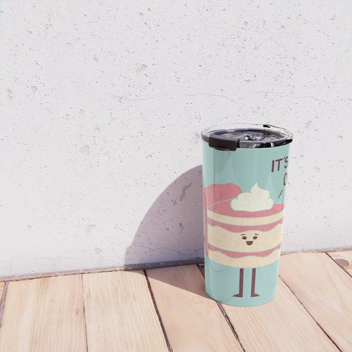 O-Cake Travel Mug