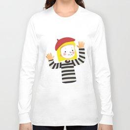 Le Mime Long Sleeve T-shirt