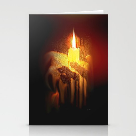 Light a Candle! Stationery Cards