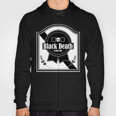 Black Death Ribbon Hoody