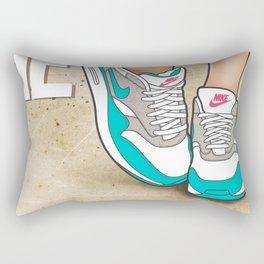 Air Max Rectangular Pillow