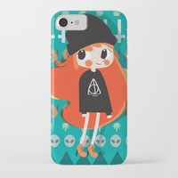 grunge iPhone & iPod Cases featuring Grunge by Irene Dose