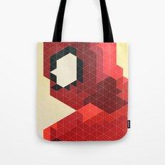 Geometric Spider-Man Tote Bag