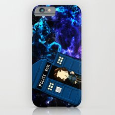 Tardis in space Doctor Who 8 iPhone 6s Slim Case