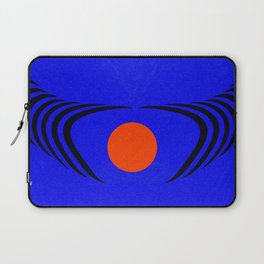 Solar power abstract Laptop Sleeve