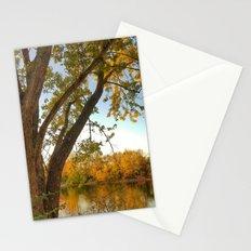 October: Scene 2 Stationery Cards