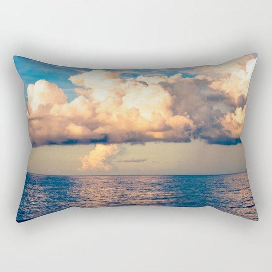 Heavenly Clouds Rectangular Pillow