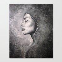 destiny Canvas Prints featuring Destiny by Pamela Schaefer
