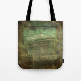 Busted and Broke Tote Bag