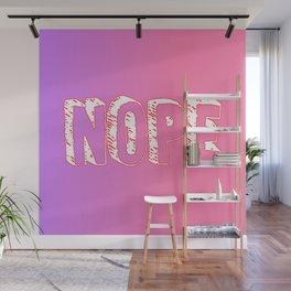 Nope Wall Mural