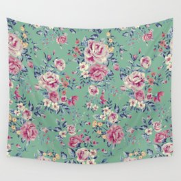Floral Pattern 5.1 Wall Tapestry