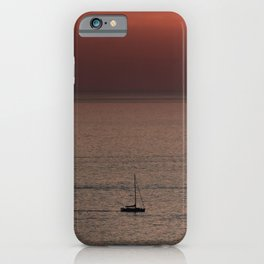 Sunset | Nature and Landscape Photography iPhone Case
