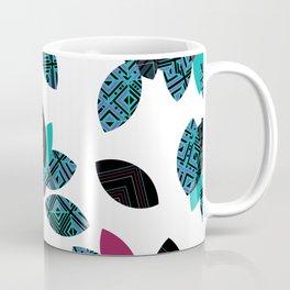 Aztec leafs Ioo Coffee Mug