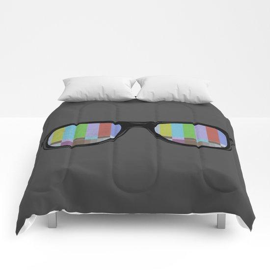 Technicolor Comforters