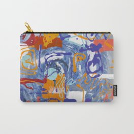 Shamanic Painting 01 Carry-All Pouch