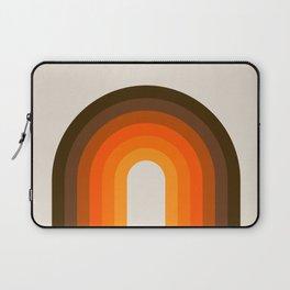Golden Rainbow Laptop Sleeve