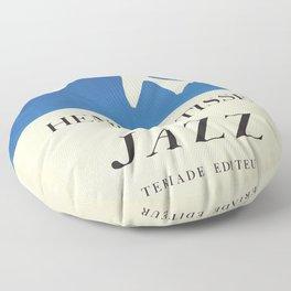 Henri Matisse Exhibition poster 1947 Floor Pillow