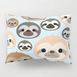 Sloth everywhere! Pillow Sham