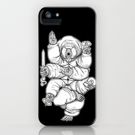 Lord Tardigrade iPhone Case