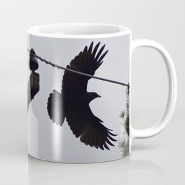 Sudden Turn around Coffee Mug