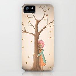 My Last Tree iPhone Case