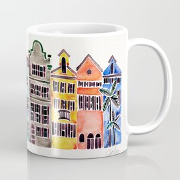 Rainbow Row – Charleston Coffee Mug