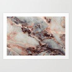 Marble Texture 85 Art Print