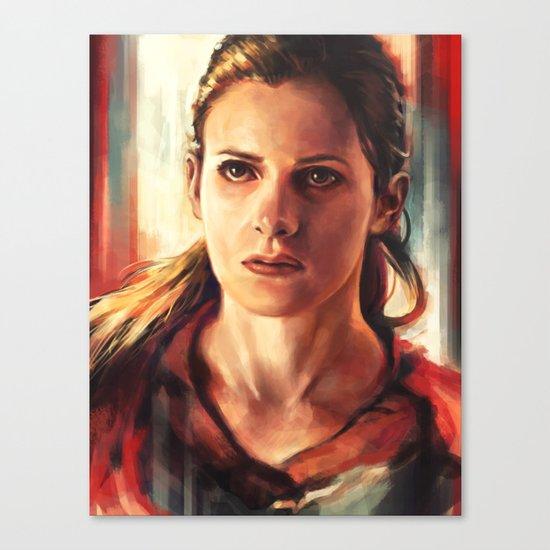 Molly Hooper Canvas Print