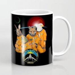 STARFOX - The Lylat Space Program Coffee Mug