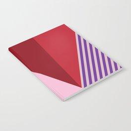 Abstract Modernist Notebook