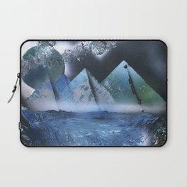 A Mess of Time Laptop Sleeve
