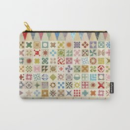 Jane's Addiction to Quilting Carry-All Pouch