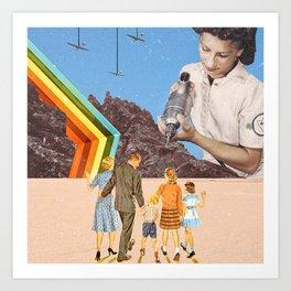 venturE// Art Print
