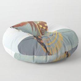 MU: Jotnar Loki Floor Pillow