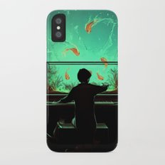 Le Pianoquarium iPhone X Slim Case