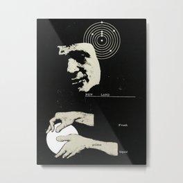 Sephirot Metal Print