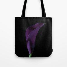 The Calla Purple 2 Tote Bag