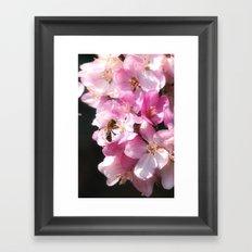 The taste of Spring Framed Art Print