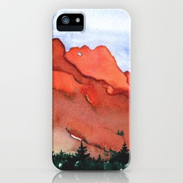 Kissing Camels iPhone Case