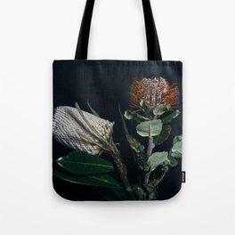Banksia Flowers Tote Bag