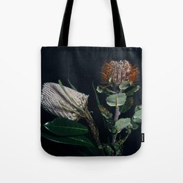 Banksia Flowers Tote Bag